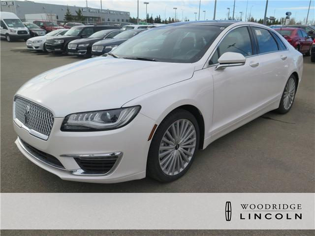 2017 Lincoln MKZ Reserve (Stk: H-199) in Calgary - Image 1 of 6