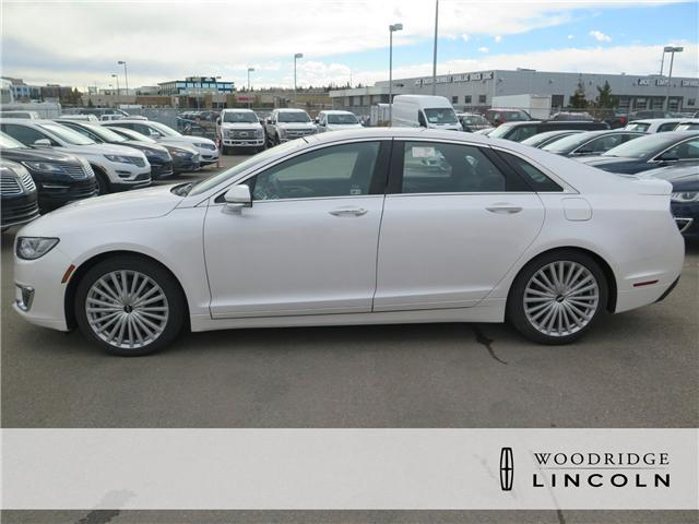 2017 Lincoln MKZ Reserve (Stk: H-199) in Calgary - Image 2 of 6