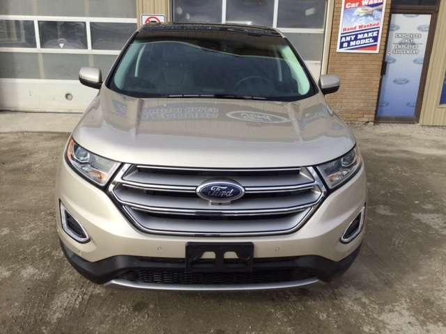 2017 Ford Edge Titanium (Stk: 17-301) in Kapuskasing - Image 2 of 9