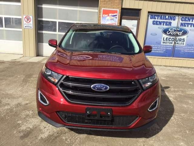 2017 Ford Edge Sport (Stk: 17-299) in Kapuskasing - Image 2 of 10