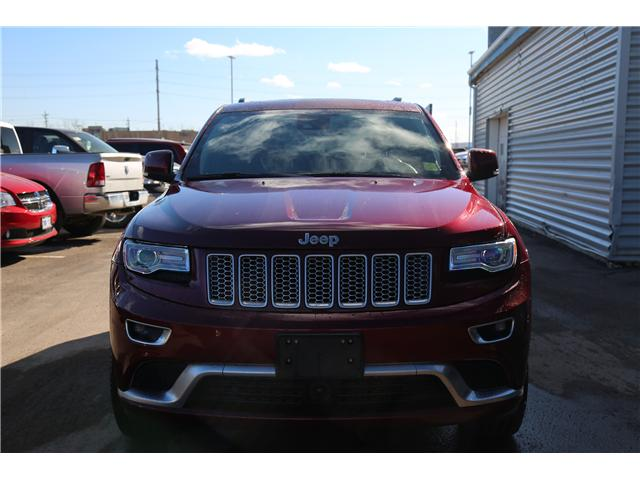 2016 Jeep Grand Cherokee Summit (Stk: ) in Thunder Bay - Image 2 of 3