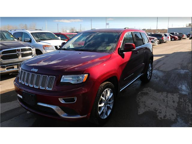 2016 Jeep Grand Cherokee Summit (Stk: ) in Thunder Bay - Image 1 of 3