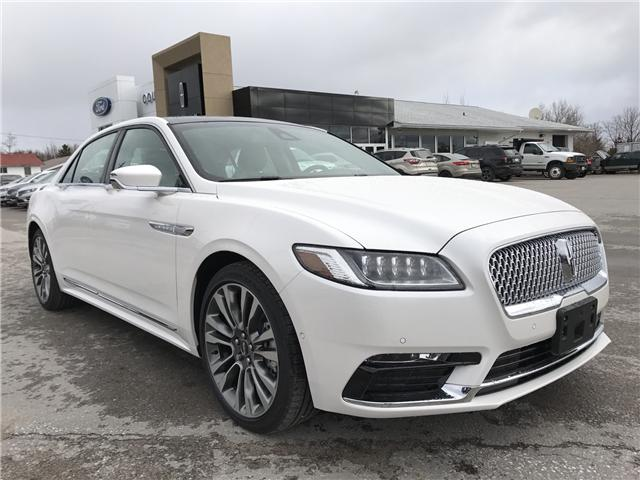 2017 Lincoln Continental Reserve (Stk: L0506) in Bobcaygeon - Image 1 of 33