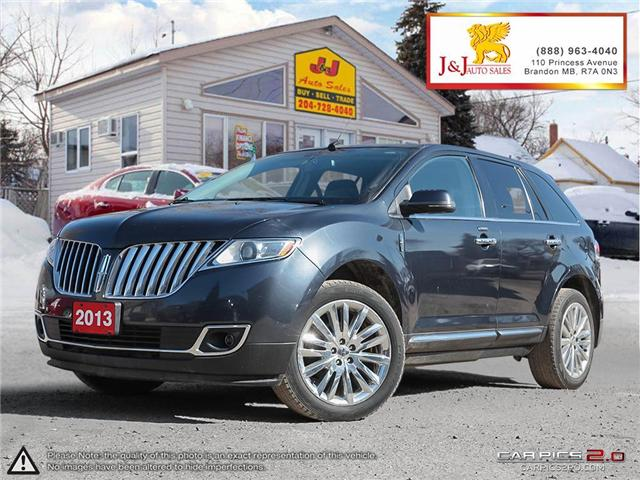 2013 Lincoln MKX Base (Stk: JB16116) in Brandon - Image 1 of 25