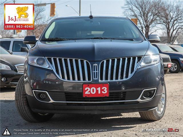 2013 Lincoln MKX Base (Stk: JB16116) in Brandon - Image 2 of 25