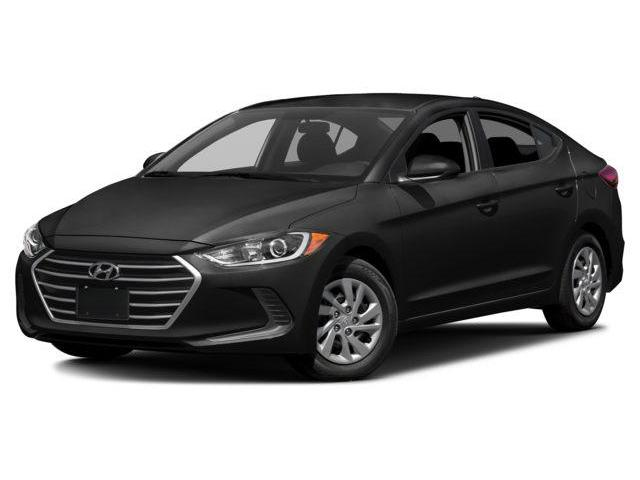 2017 Hyundai Elantra Limited (Stk: 217988) in Whitby - Image 1 of 9