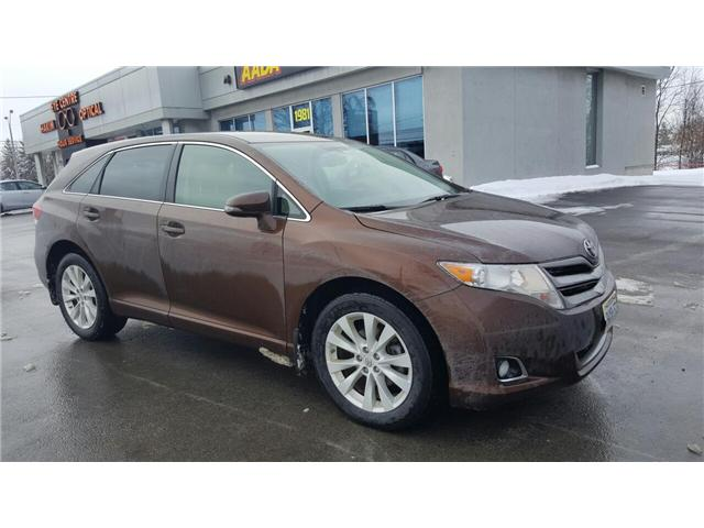 2014 Toyota Venza Base (Stk: 027E1218) in Ottawa - Image 1 of 1