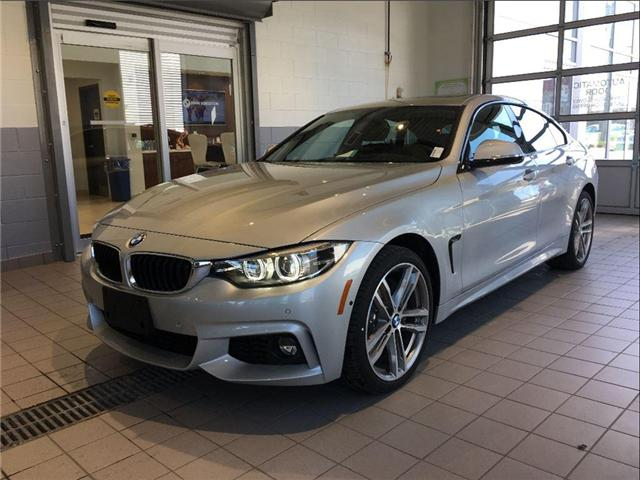 2018 BMW 430 Gran Coupe i xDrive (Stk: 8002) in Kingston - Image 1 of 5