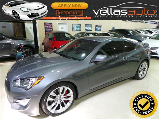 2016 Hyundai Genesis Coupe  (Stk: NP5244) in Vaughan - Image 1 of 25