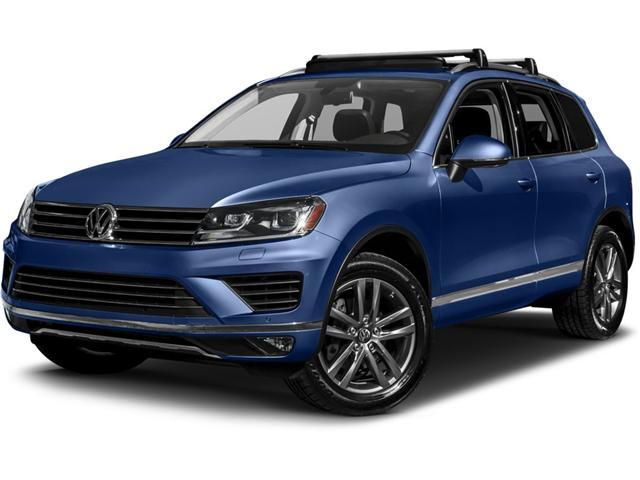 2016 Volkswagen Touareg 3.0 TDI Sportline (Stk: GU006082) in Surrey - Image 1 of 1