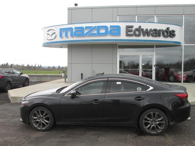 2016 Mazda MAZDA6 GT (Stk: 20171) in Pembroke - Image 1 of 1