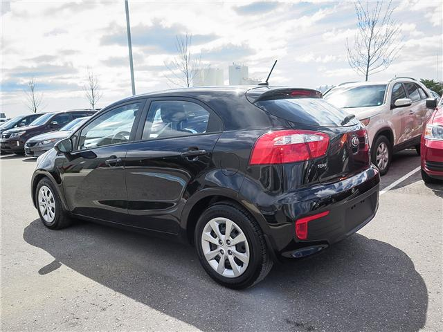 2016 Kia Rio  (Stk: 6289A) in Scarborough - Image 7 of 23