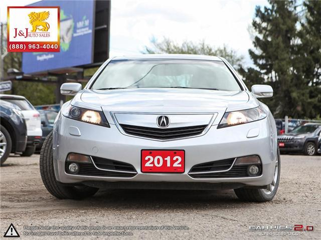 2012 Acura TL Elite (Stk: JB16124) in Brandon - Image 2 of 25