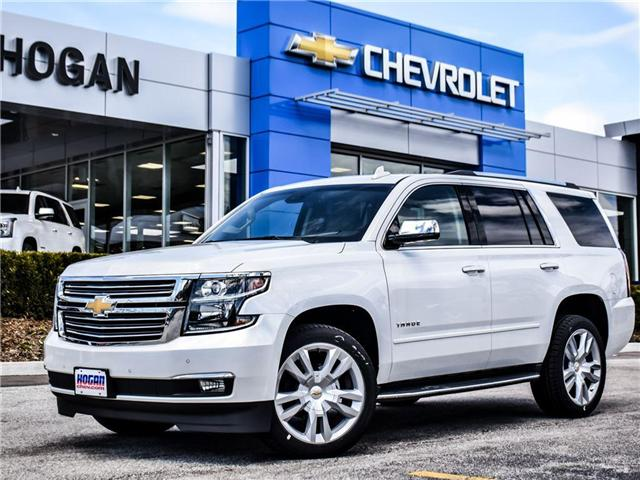 2017 Chevrolet Tahoe Premier (Stk: 7113160) in Scarborough - Image 1 of 28