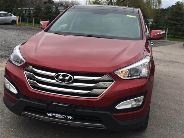 2014 Hyundai Santa Fe Sport 2.4 Luxury (Stk: 17148A) in Rockland - Image 1 of 18