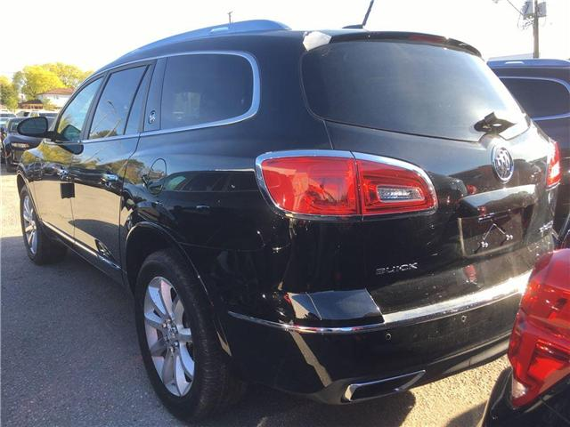 2017 Buick Enclave Premium (Stk: 334797) in Markham - Image 2 of 5