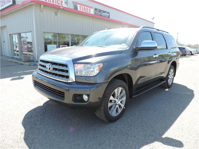 2017 Toyota Sequoia Limited 5.7L V8 (Stk: 17368) in Brandon - Image 2 of 28