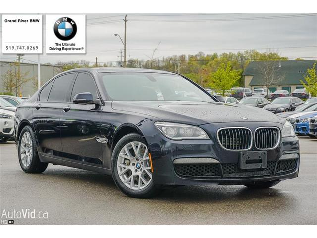 2014 BMW 750  (Stk: 6241A) in Kitchener - Image 1 of 20