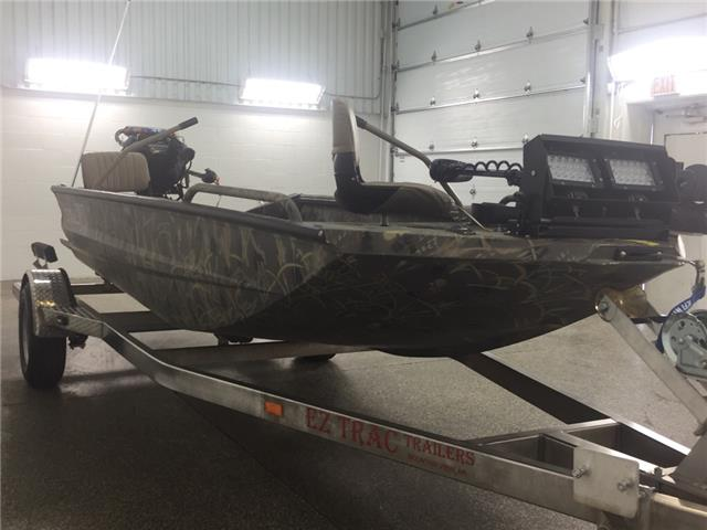 2013 - EXCEL F4 - MUD BOAT! 17 1/2 FT! WINCH! MUD BUDDY MOTOR!  (Stk: 18133) in Belleville - Image 20 of 30