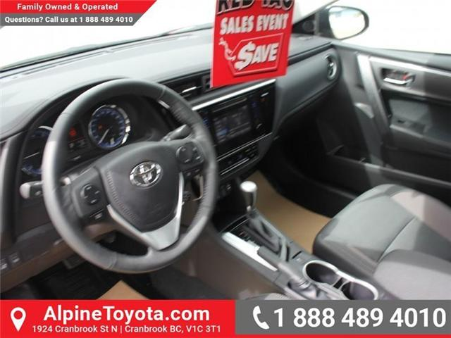 2017 Toyota Corolla LE (Stk: C858246) in Cranbrook - Image 9 of 18