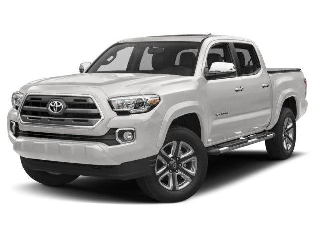 2017 Toyota Tacoma Limited (Stk: D171812) in Mississauga - Image 1 of 9