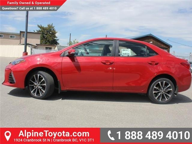 2017 Toyota Corolla SE (Stk: C858545) in Cranbrook - Image 2 of 19