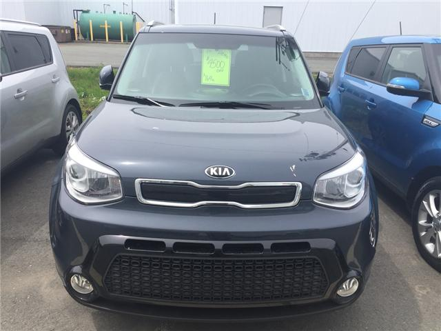 2016 Kia Soul SX (Stk: 16321) in New Minas - Image 1 of 5