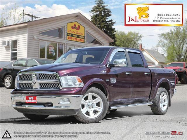 2012 RAM 1500 Laramie Longhorn/Limited Edition (Stk: JB16090) in Brandon - Image 1 of 27