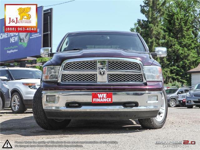 2012 RAM 1500 Laramie Longhorn/Limited Edition (Stk: JB16090) in Brandon - Image 2 of 27