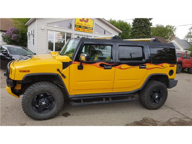 2003 Hummer H2 Base (Stk: JB17053) in Brandon - Image 1 of 17