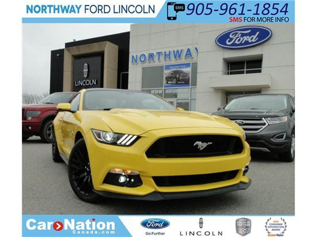 2017 Ford Mustang GT | 750 HORSEPOWER | NEW VEHICLE | (Stk: YLW5188) in Brantford - Image 1 of 30