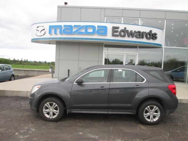 2011 Chevrolet Equinox LS (Stk: 20229) in Pembroke - Image 1 of 8