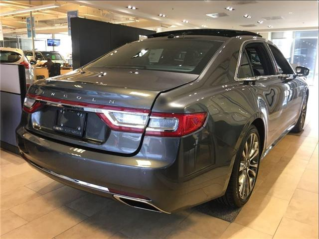 2017 Lincoln Continental Reserve (Stk: 17CN0379) in Unionville - Image 3 of 5