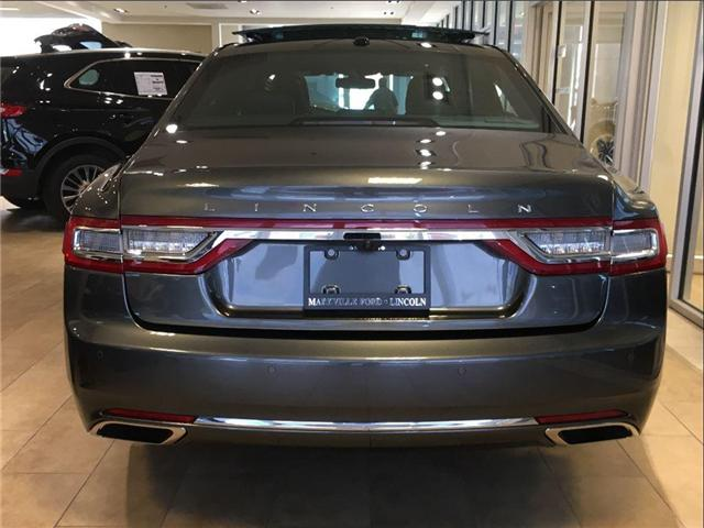 2017 Lincoln Continental Reserve (Stk: 17CN0379) in Unionville - Image 4 of 5
