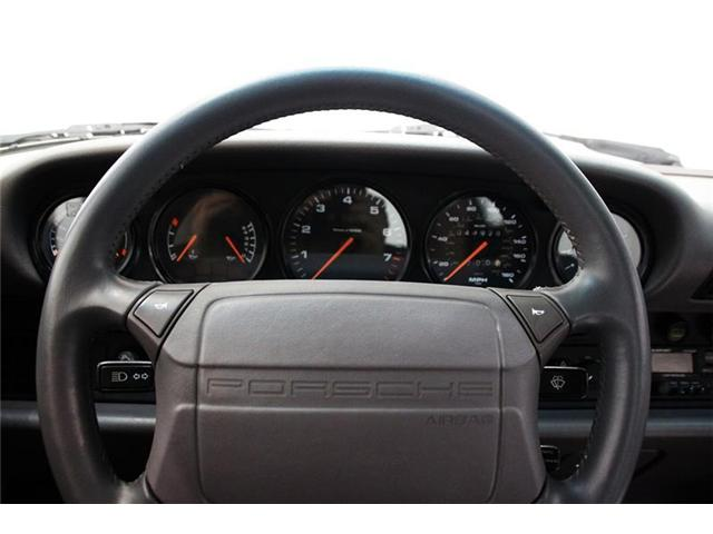 1992 Porsche 911 Carrera 2 Coupe (Stk: U6042) in Vaughan - Image 11 of 13