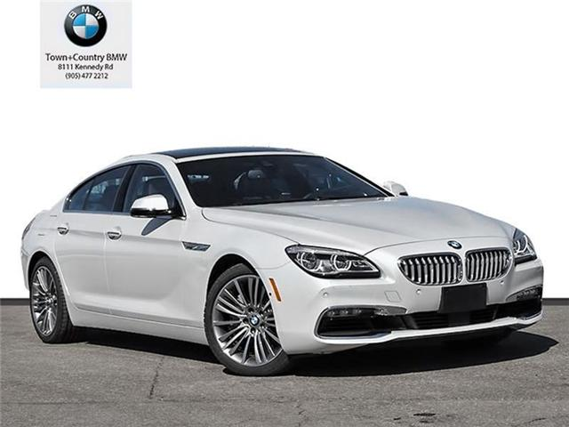 2016 BMW 650i xDrive Gran Coupe (Stk: R29677) in Markham - Image 1 of 19