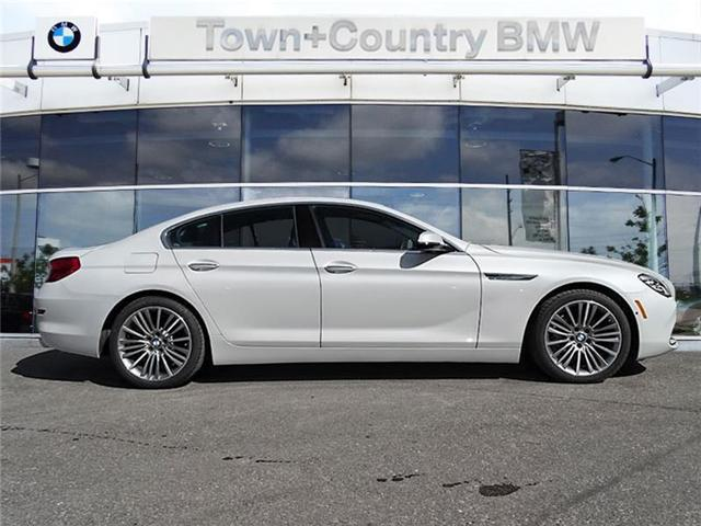 2016 BMW 650i xDrive Gran Coupe (Stk: R29677) in Markham - Image 2 of 19