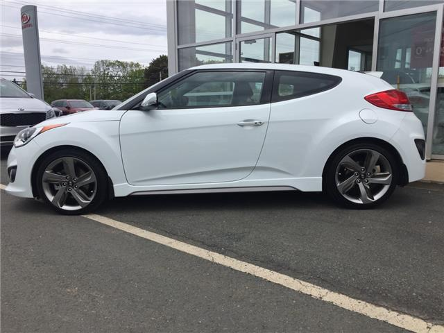 2014 Hyundai Veloster Turbo (Stk: 17205A) in New Minas - Image 2 of 22