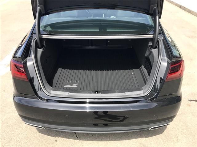 2016 Audi A6 2.0T Progressiv (Stk: 6179) in Regina - Image 11 of 25