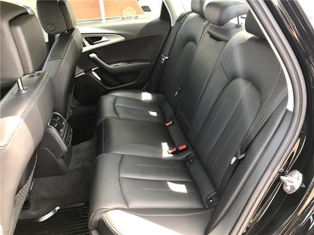 2016 Audi A6 2.0T Progressiv (Stk: 6179) in Regina - Image 12 of 25