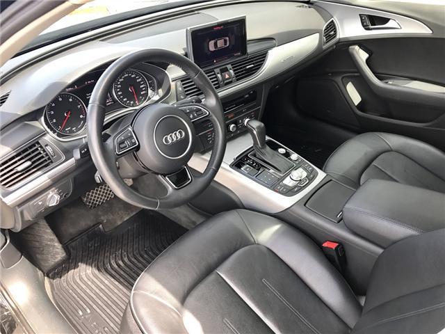 2016 Audi A6 2.0T Progressiv (Stk: 6179) in Regina - Image 16 of 25