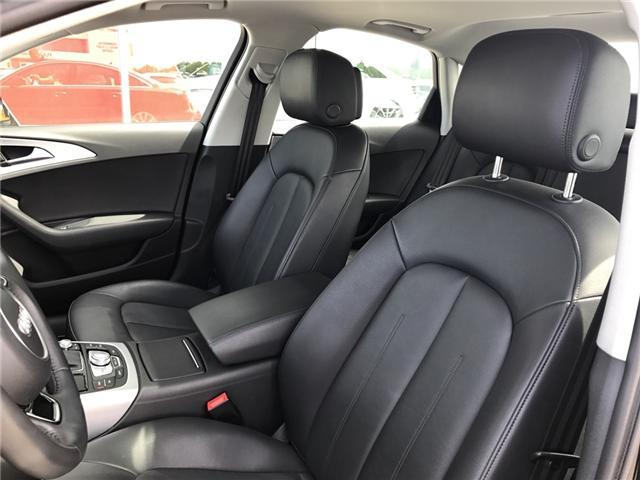 2016 Audi A6 2.0T Progressiv (Stk: 6179) in Regina - Image 17 of 25