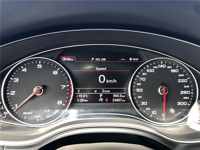 2016 Audi A6 2.0T Progressiv (Stk: 6179) in Regina - Image 18 of 25