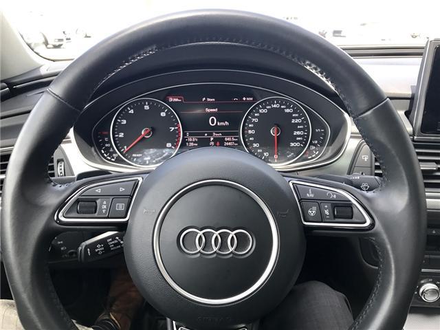 2016 Audi A6 2.0T Progressiv (Stk: 6179) in Regina - Image 19 of 25