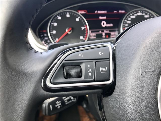 2016 Audi A6 2.0T Progressiv (Stk: 6179) in Regina - Image 24 of 25