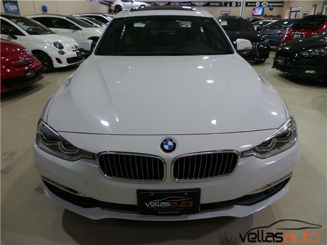 2017 BMW 330 i xDrive (Stk: NP3636) in Vaughan - Image 2 of 30