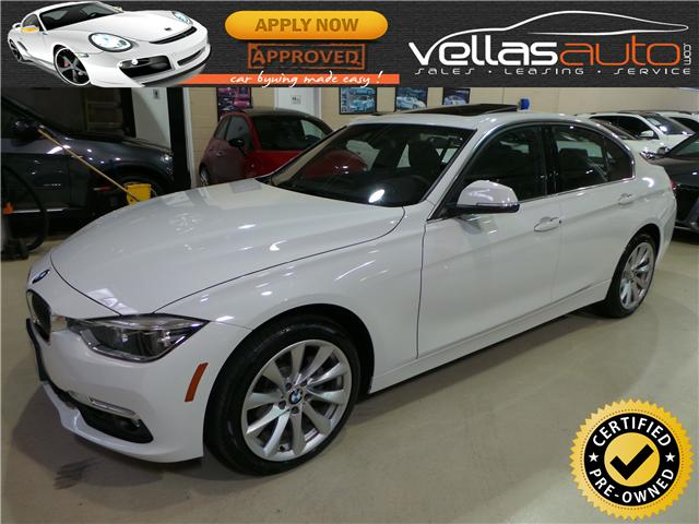 2017 BMW 330 i xDrive (Stk: NP3636) in Vaughan - Image 1 of 30