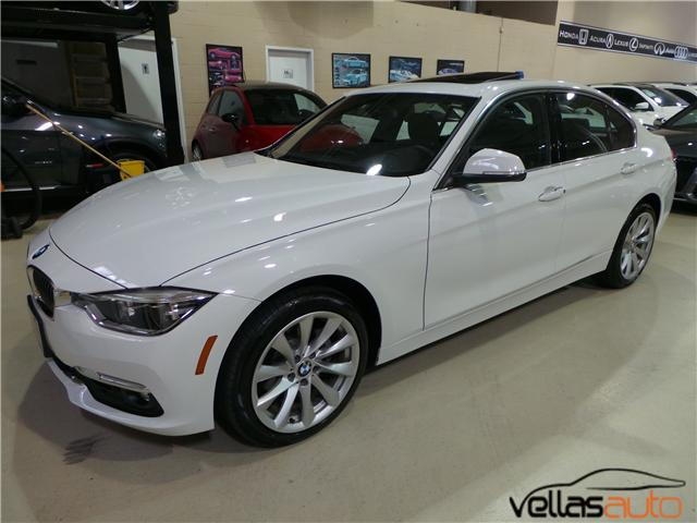 2017 BMW 330i xDrive (Stk: NP3636) in Vaughan - Image 4 of 30