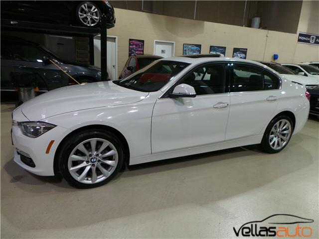 2017 BMW 330i xDrive (Stk: NP3636) in Vaughan - Image 6 of 30