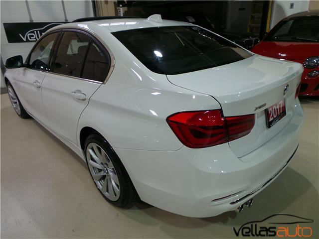 2017 BMW 330i xDrive (Stk: NP3636) in Vaughan - Image 7 of 30